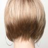 Peluca Audrey de cabello sintético