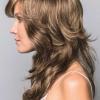 Peluca Felicity de cabello sintético