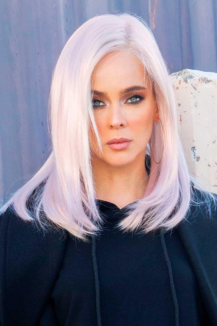 Peluca Dakota de cabello sintético