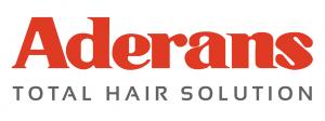 Logo Aderans Total Hair Solution Iberia