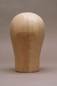 Cabeza de madera para implantación