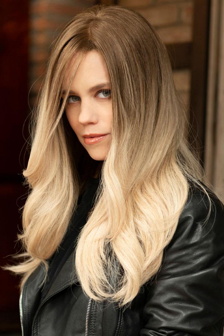 Peluca Lory de cabello natural