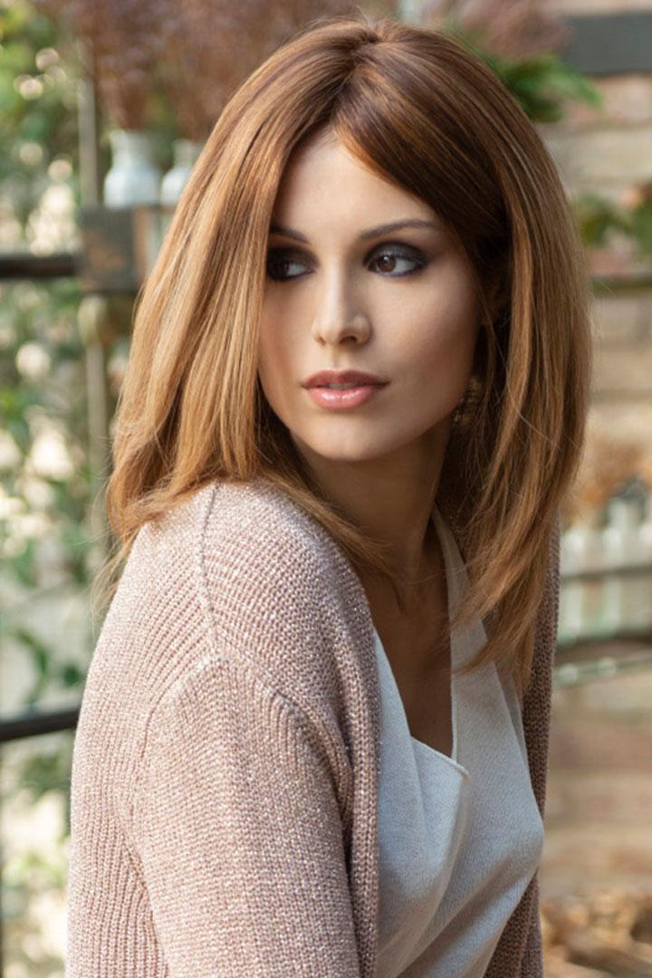 Peluca Megan de cabello natural