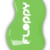 cepillo floppy verde