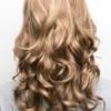 Peluca Brittany de cabello sintético