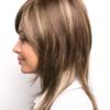 Peluca Miranda de cabello sintético