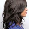Peluca Hayden de cabello sintético