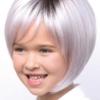 Peluca infantil Kensley de cabello sintético