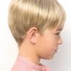 Peluca infantil Addison de cabello sintético