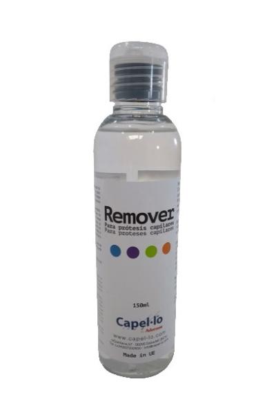 Removedor de adhesivo de prótesis capilares