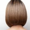 Parte trasera de la peluca Posh de la colección de The Orchid