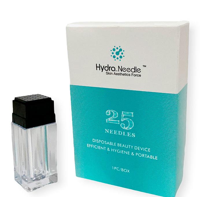 Micro-punción Hydra Neddle 25