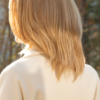 Peluca Rebecca de cabello natural