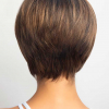 Peluca Emy de cabello sintético