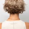 Peluca Britt de cabello sintético