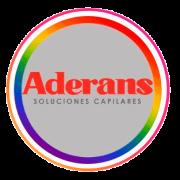 Logo Aderans en Instagram